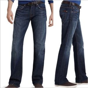 7 For All Mankind Brett Bootcut Jeans EUC